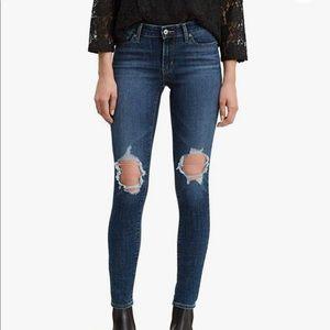 NWT Levi's 711 Women's Skinny Jeans